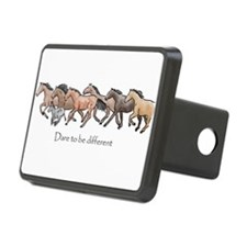 dare to be different Hitch Cover