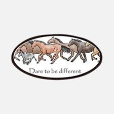dare to be different Patches