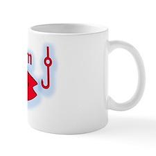 Hook 'em Mug