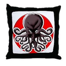 CTHULHU CREST Throw Pillow