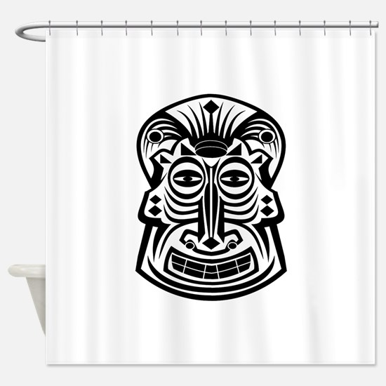 THE PROUD Shower Curtain