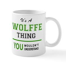 Unique Wolff Mug