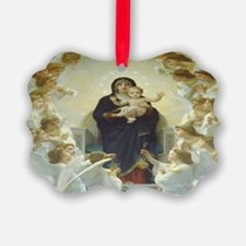 Mother Mary Ornament