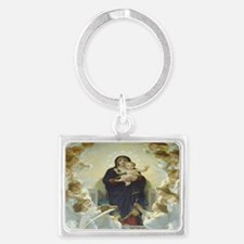 Mother Mary Keychains