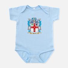 Jett Coat of Arms - Family Crest Body Suit