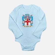 Jett Coat of Arms - Family Crest Body Suit