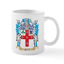 Jett Coat of Arms - Family Crest Mugs