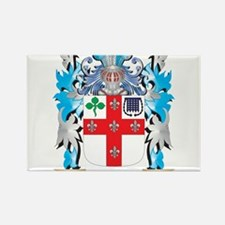 Jett Coat of Arms - Family Crest Magnets