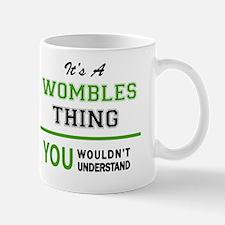 Unique Womble Mug