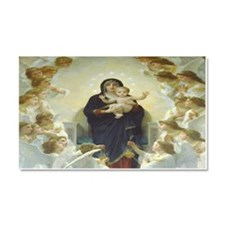 Mother Mary Car Magnet 20 x 12
