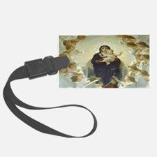 Mother Mary Luggage Tag