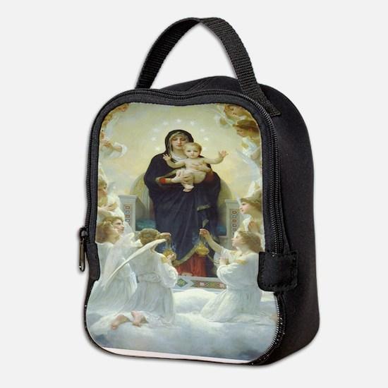 Mother Mary Neoprene Lunch Bag