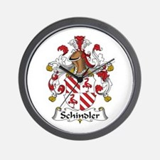 Schindler Wall Clock