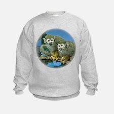 Monkeys on a Limb Sweatshirt