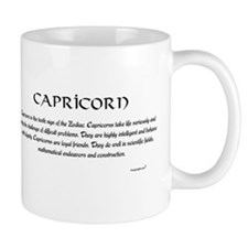 Capricorn Coat-of-Arms Mug