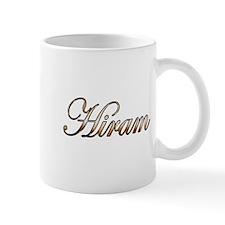 Gold Hiram Mug