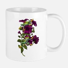 PURPLE PETUNIA FROGS Mug