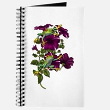 PURPLE PETUNIA FROGS Journal