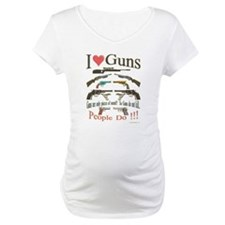 I love guns1.png Shirt
