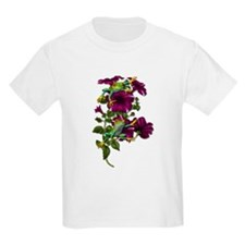 PURPLE PETUNIA FROGS T-Shirt