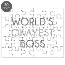 World's Okayest Boss Puzzle