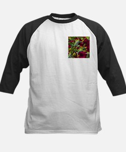 RED PETUNIA FROGS Tee