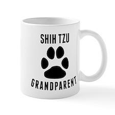 Shih Tzu Grandparent Mugs