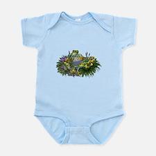 POND FROGS Infant Bodysuit