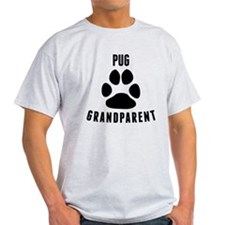 Pug Grandparent T-Shirt