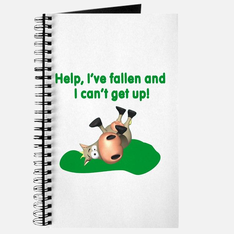 Help I've Fallen Journal
