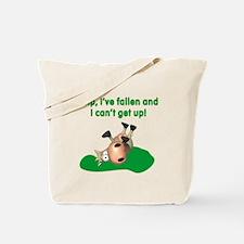 Help I've Fallen Tote Bag