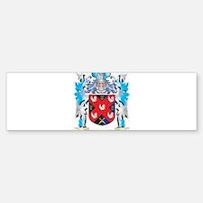 Johnson Coat of Arms - Family Crest Bumper Bumper Bumper Sticker