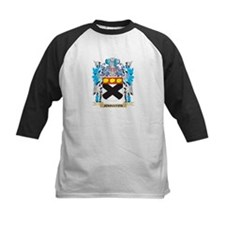 Johnston Coat of Arms - Family Cre Baseball Jersey