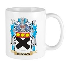 Johnston Coat of Arms - Family Crest Mugs