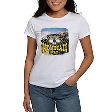 Mountain man t-shirts and mou Tee