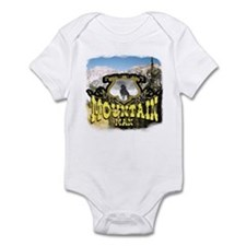 Mountain man t-shirts and mou Infant Bodysuit