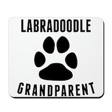 Labradoodle Grandparent Mousepad