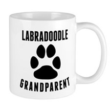 Labradoodle Grandparent Mugs