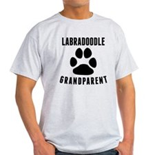 Labradoodle Grandparent T-Shirt