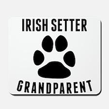 Irish Setter Grandparent Mousepad