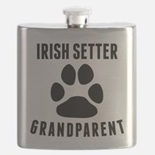 Irish Setter Grandparent Flask