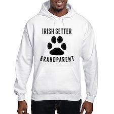 Irish Setter Grandparent Hoodie