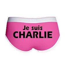 Charlie Hebdo Women's Boy Brief