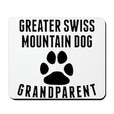 Greater Swiss Mountain Dog Grandparent Mousepad
