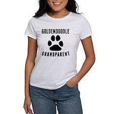 Goldendoodle Grandparent T-Shirt