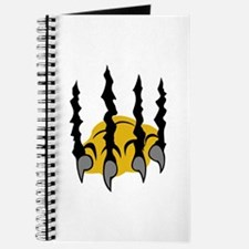 TIGER CLAWS Journal