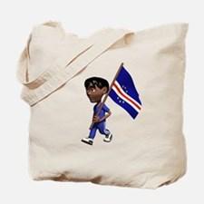 Cape Verde Boy Tote Bag