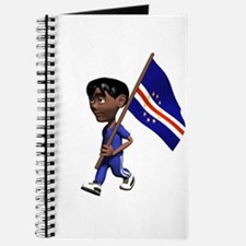 Cape Verde Boy Journal