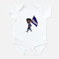 Cape Verde Boy Infant Bodysuit