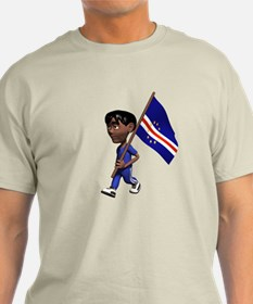 Cape Verde Boy T-Shirt